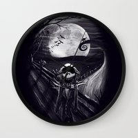 The Scream Before Christ… Wall Clock