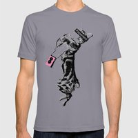 paparazzi Mens Fitted Tee Slate SMALL