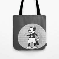 Freddy the Fox Tote Bag