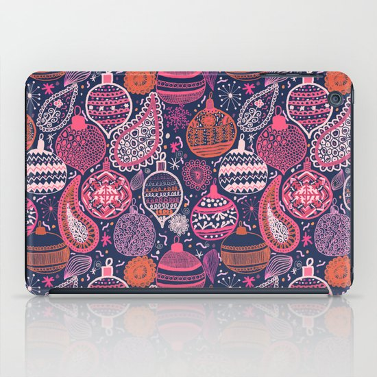 Bohemian Christmas iPad Case