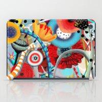 Colorful Happy Days  iPad Case