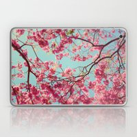 Spring Sky Laptop & iPad Skin
