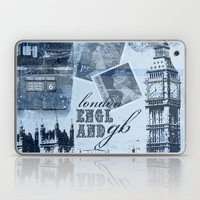 Anglophile Love Laptop & iPad Skin