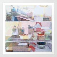Starving Artist (E.M.D) Art Print