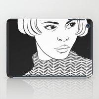 Chic Lady iPad Case