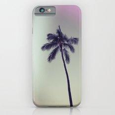 palm tree ver.vintage iPhone 6s Slim Case