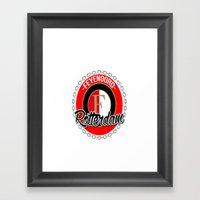 Feyenoord chain Rotterdam crest Framed Art Print