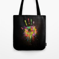 Artist Hand (1) Tote Bag