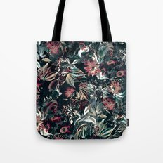 Space Garden Tote Bag