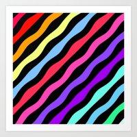 Rainbow #2 Art Print