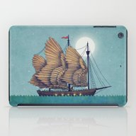 Winged Odyssey iPad Case