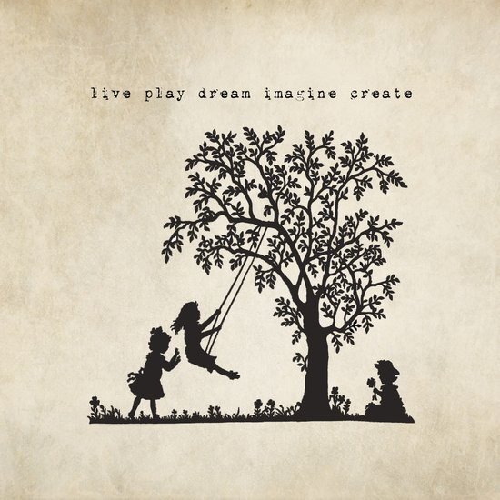 Live Play Dream Art Print