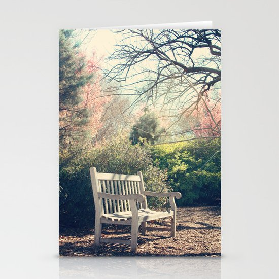 Waiting for you! Stationery Card