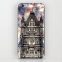 Pride Of London iPhone & iPod Skin