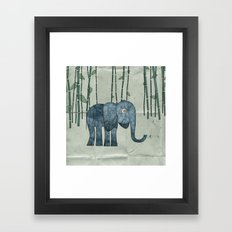 Edgerton Framed Art Print