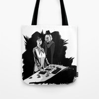 1rst Doctor & Susan... Tote Bag