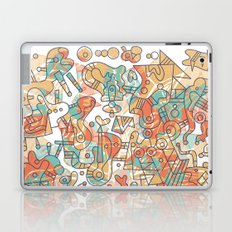 Schema 19 Laptop & iPad Skin