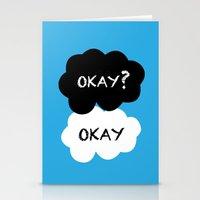 TFIOS - Okay Stationery Cards