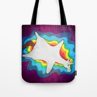 Unicorn Rug Tote Bag