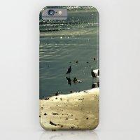 Ocean Glitter iPhone 6 Slim Case