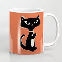 Suspiciously Cute Black … Mug