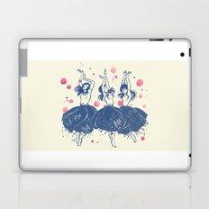 Dancing Poppies Laptop & iPad Skin
