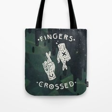 Good Luck / I'm Lying Tote Bag