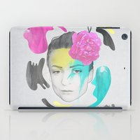 The Queen of Digression iPad Case