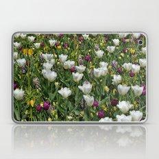 Blumen Beet  Laptop & iPad Skin
