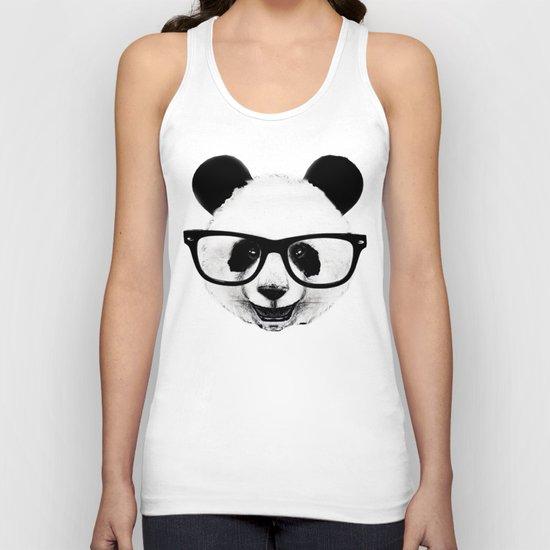 Mr. Panda Unisex Tank Top