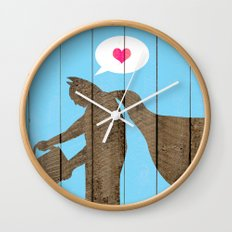 Be yourself... Wall Clock