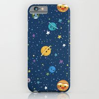 Out Of This World Cuteness (dark) iPhone 6 Slim Case