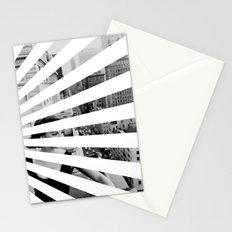 City Rays Stationery Cards