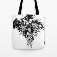 Devil May Care Tote Bag