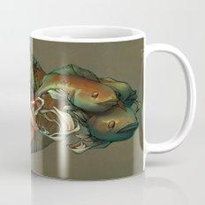 Smoking Fish Mug