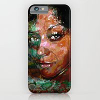 iPhone & iPod Case featuring Gina by Stephen Linhart