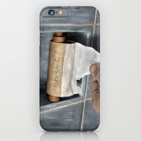 iPhone & iPod Case featuring the last thought by teddynash