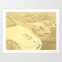@work Art Print