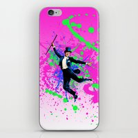 Astaire Fred, still dancing. iPhone & iPod Skin