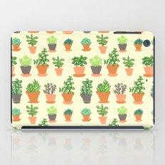 Windowsill Garden iPad Case
