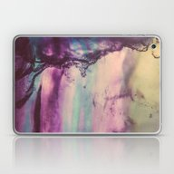 Purple Fluorite From Our… Laptop & iPad Skin