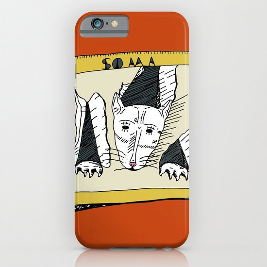 PSYCHO-Soma iPhone & iPod Case