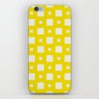 Nassau Yellow iPhone & iPod Skin