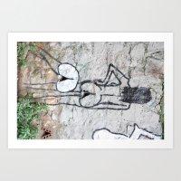 Ladies... Art Print