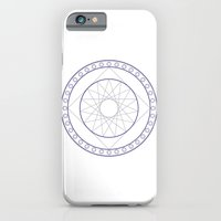 iPhone & iPod Case featuring Anime Magic Circle 16 by Burve