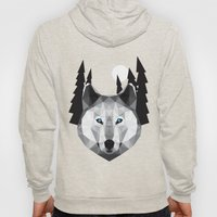 The Tundra Wolf Hoody