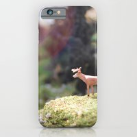 Temporary Happiness part 1 deer iPhone 6 Slim Case