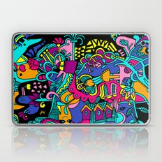 Puska Laptop & iPad Skin