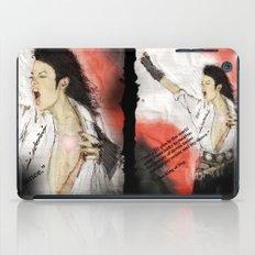 MJ Shamone!  iPad Case