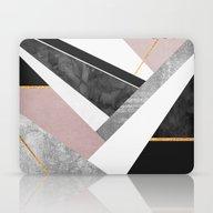 Lines & Layers 1 Laptop & iPad Skin